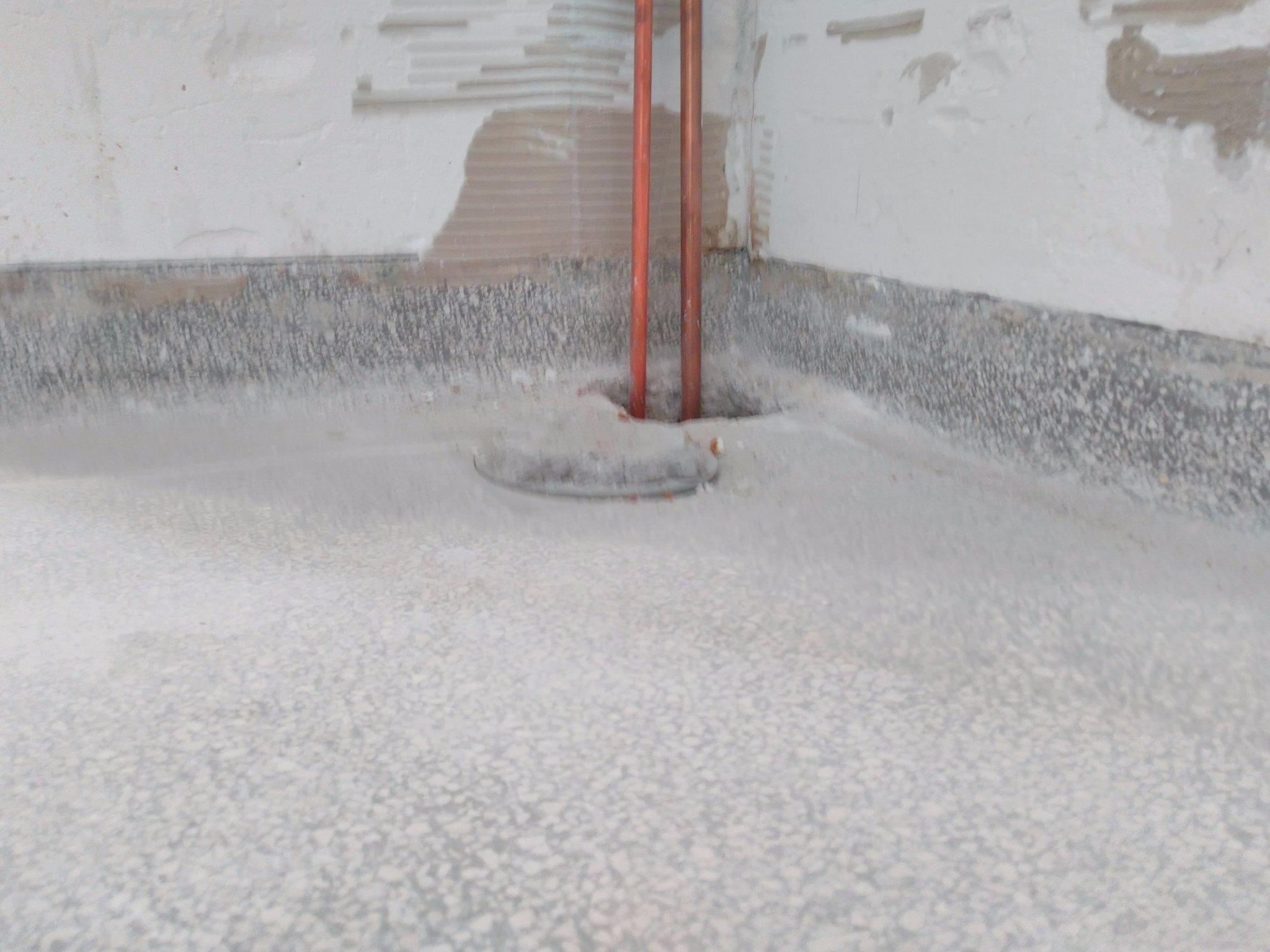 Favoriete Oude granieten douche vloer verwijderen - Werkspot IH31
