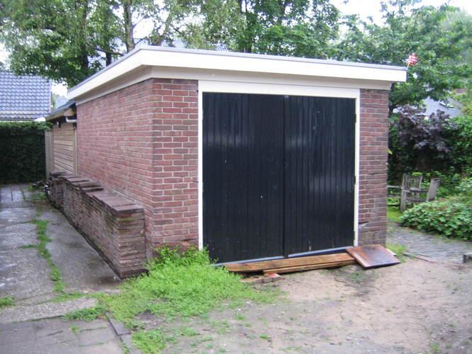 Stenen Garage Prijs : Slopen stenen garage werkspot