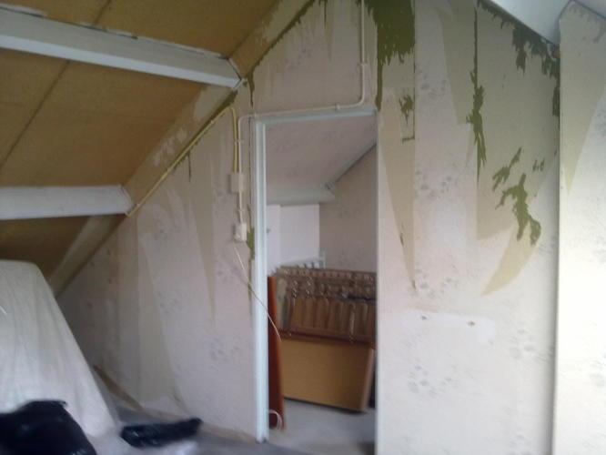 Slaapkamer Onder Dak. Slaapkamer Onder Schuin Dak Inrichten ...