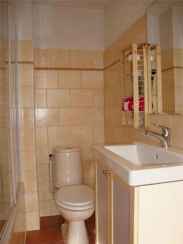 Badkamer tegelen, muur bouwen en deur plaatsen in bestaande muur ...