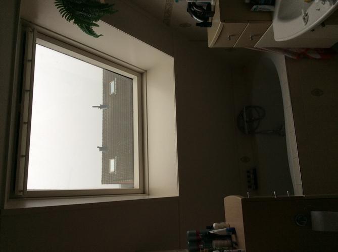 Bijlagen dakraam voor badkamer verbouwing van een casco zolder