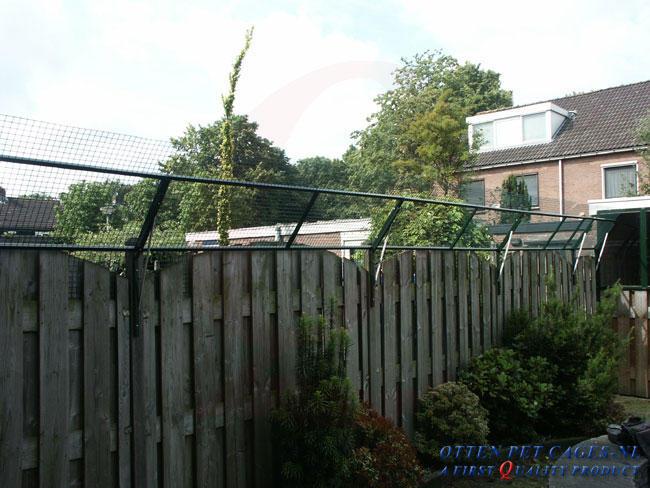 Tuin Afzetten Kat : Kat op balkon houden