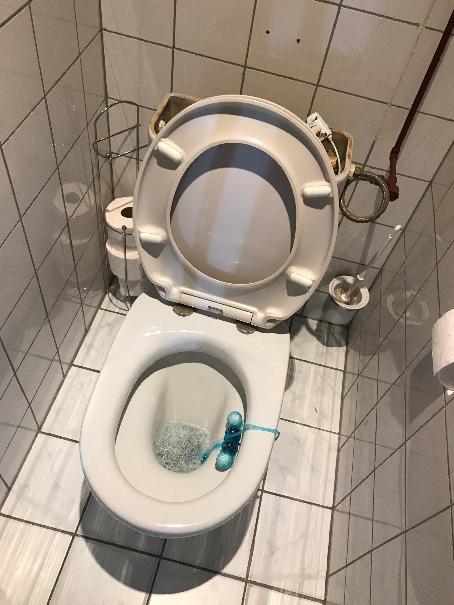 Zeer WC Pot/Stortbak vervangen - Werkspot VA57