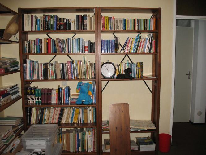 Lundia Open Boekenkast.Schilderen Van Lundia Boekenkast Werkspot