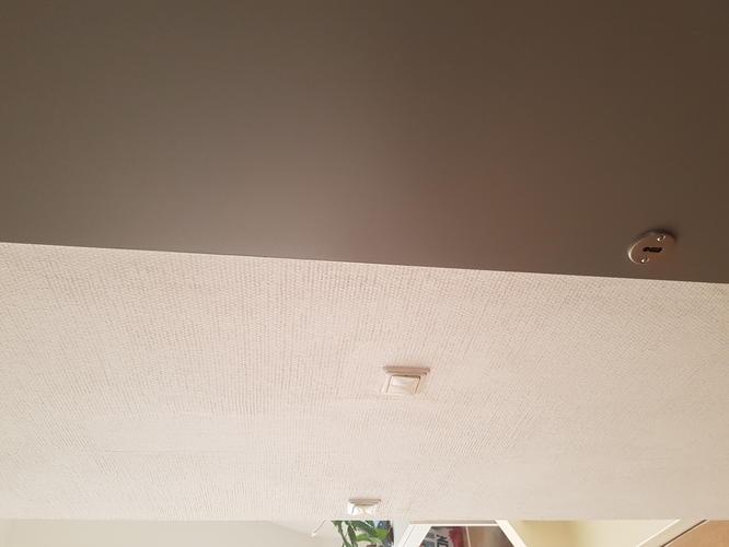 Stucen Over Glasvezelbehang.Stucen Over Glasvezel Werkspot