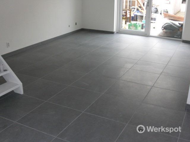 Vloertegels begane grond 60x60 40m2 badkamer 3m2 toilet 1 6m2 werkspot - Tegel voor geloofwaardigheid ...