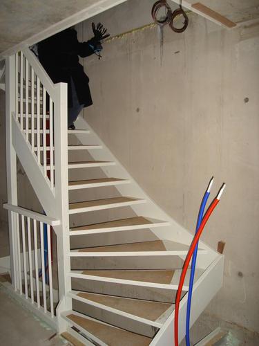 Vaste trap naar zolder werkspot for Wat kost een vaste trap naar de zolder
