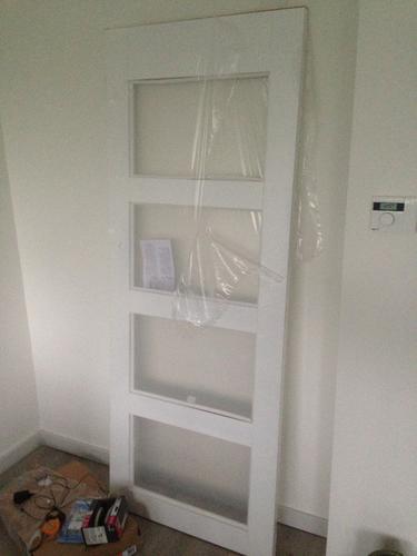 Woonkamer deur plaatsen - Werkspot