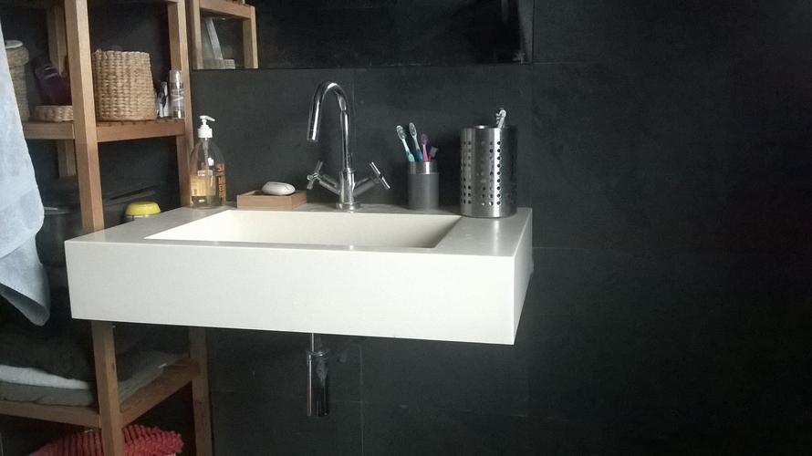 Wastafel Met Kast : ≥ wastafel met kast bieden badkamer badkamermeubels