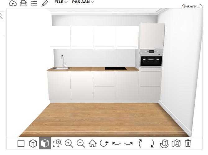 Ikea Keuken 3 Meter Recht Werkspot