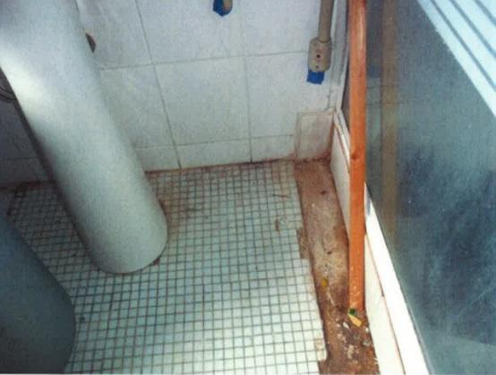 Voegen Badkamer Waterdicht Maken. Schimmel Badkamer Verwijderen ...