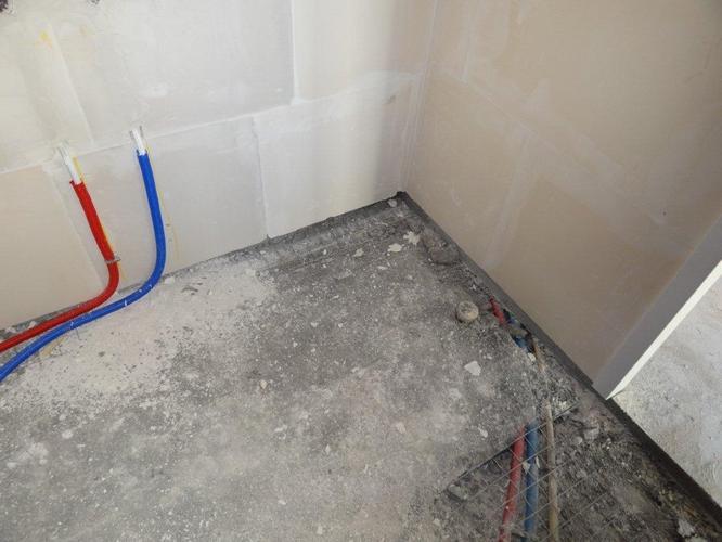 Badkamer en toilet in nieuwbouw (casco opgeleverd) - Werkspot