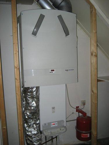 ver plaatsen    extra  radiator en onderhoud en controle