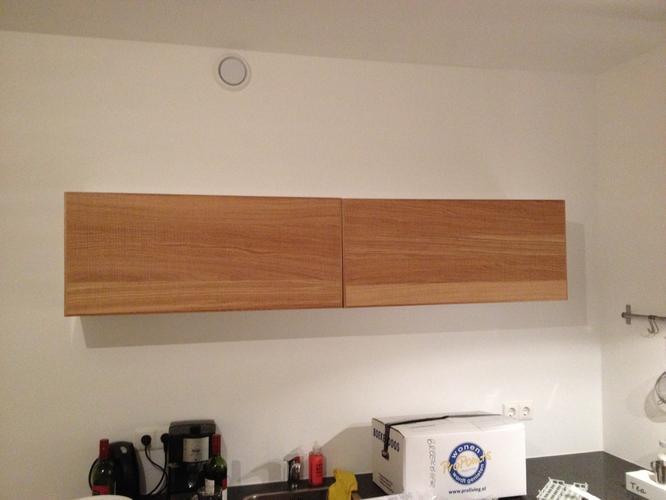 Bovenkast Keuken Ikea : Omlijsting bovenkasten keuken monteren werkspot