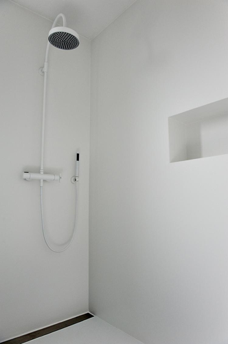 Betonstuc Badkamer + waterdichte coating ca. 20 m2 - Werkspot