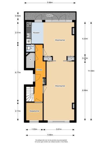 Huis stucen 160m2 muur 80m2 plafond werkspot for Wanden nieuwbouwwoning afwerken