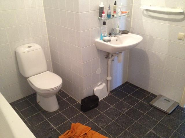 Badkamer tegels verwijderen, drogen, opnieuw betegelen - Werkspot