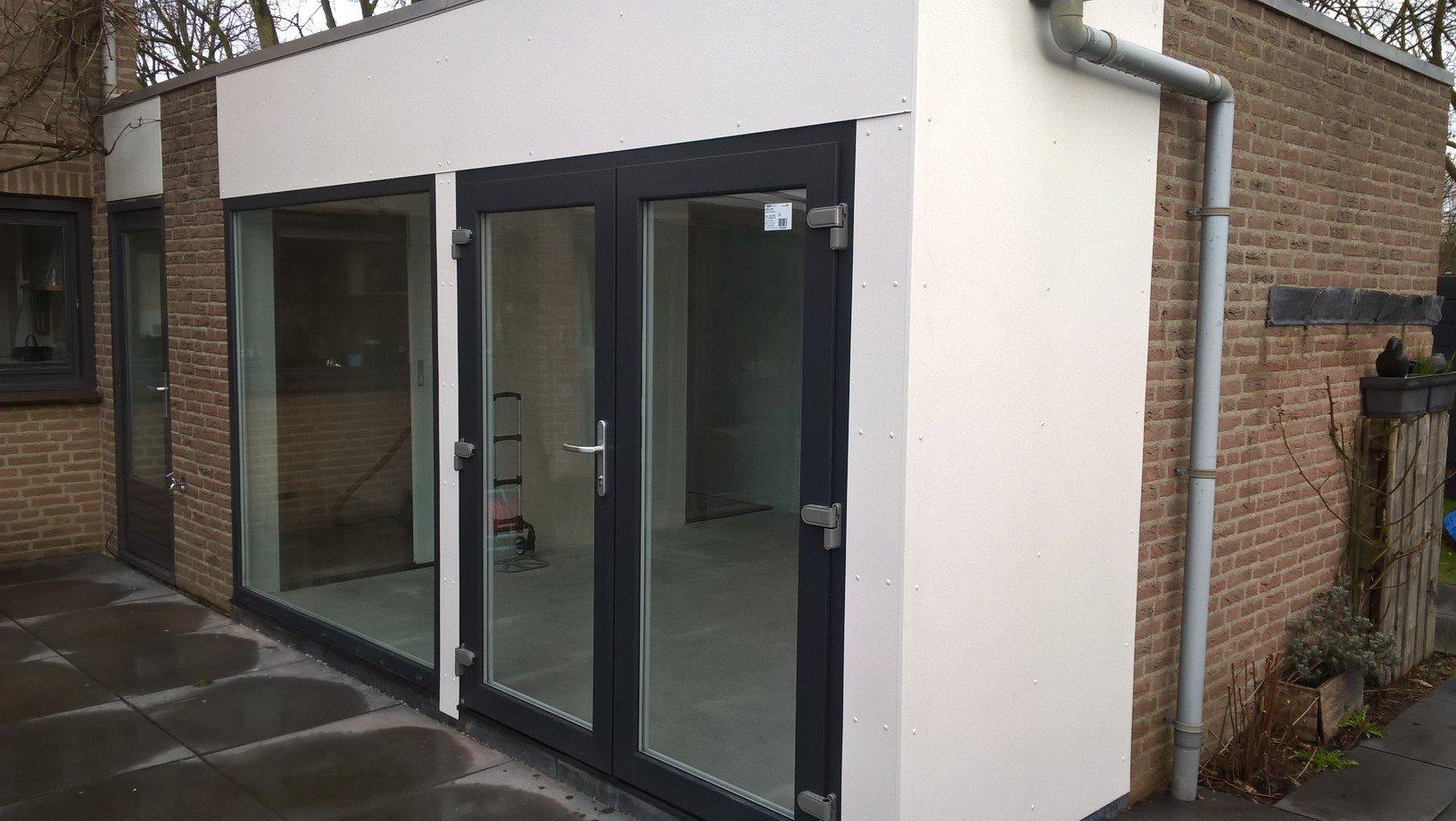 Beste Verbouwing garage tot slaapkamer met badkamer - Werkspot NT-48