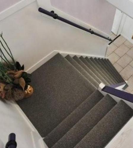 Extreem Smalle traptreden verbreden - Werkspot DY31