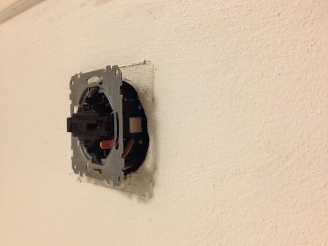 Trekschakelaar badkamer is kapot - Werkspot