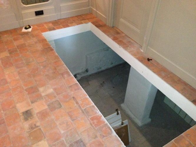 Beloopbaar glas plaatsen aanbouw huis voorbeelden for M2 trap berekenen