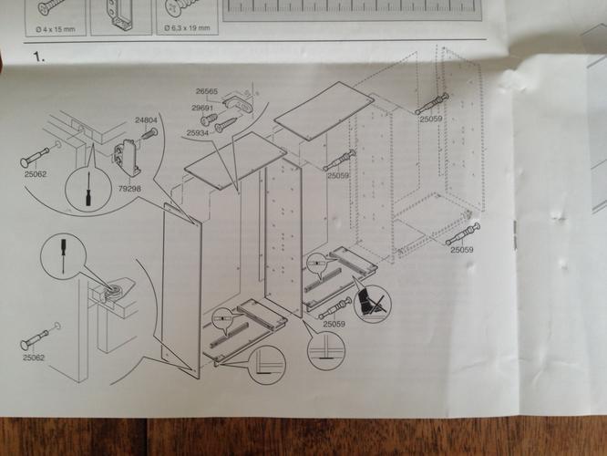 Demontage Kast Goossens Niet Ikea Werkspot