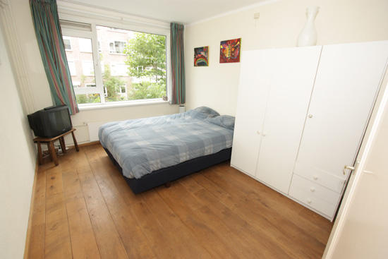 Slaapkamer Houten Vloer : Massieve robuust eiken houten vloer schuren white wash werkspot