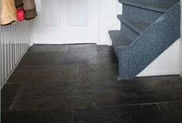 Leistenen vloer verven werkspot