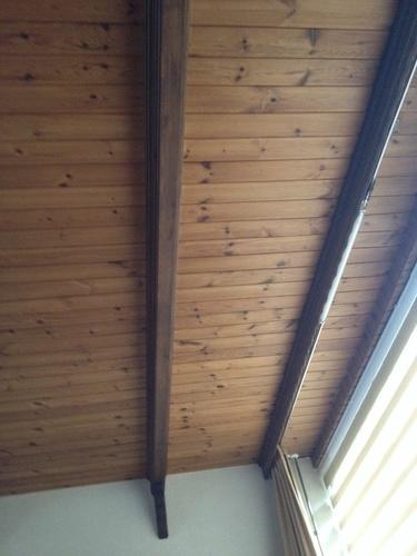 schroten plafond wit verven werkspot