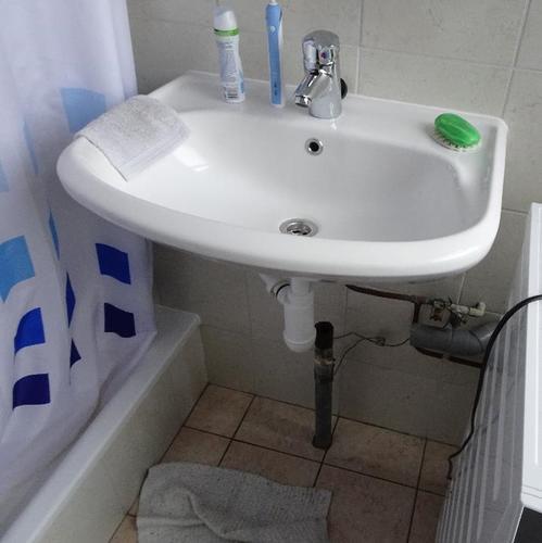 Combinatie afvoer wastafel en wasmachine aansluiten werkspot for Wastafel aansluiten