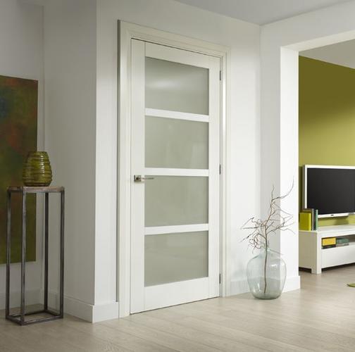Creëren binnendeur van woonkamer naar bijkeuken - Werkspot