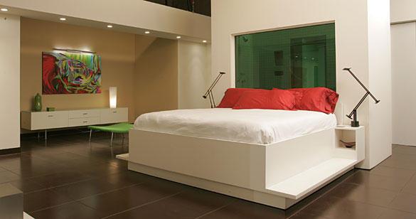 Ontwerpen en maken open douche in slaapkamer - Werkspot