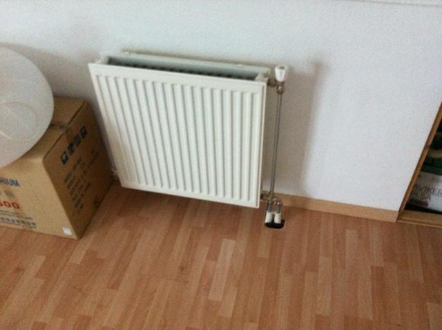 Zeer radiator verplaatsen (inclusief verleggen leidingen) - Werkspot OG42
