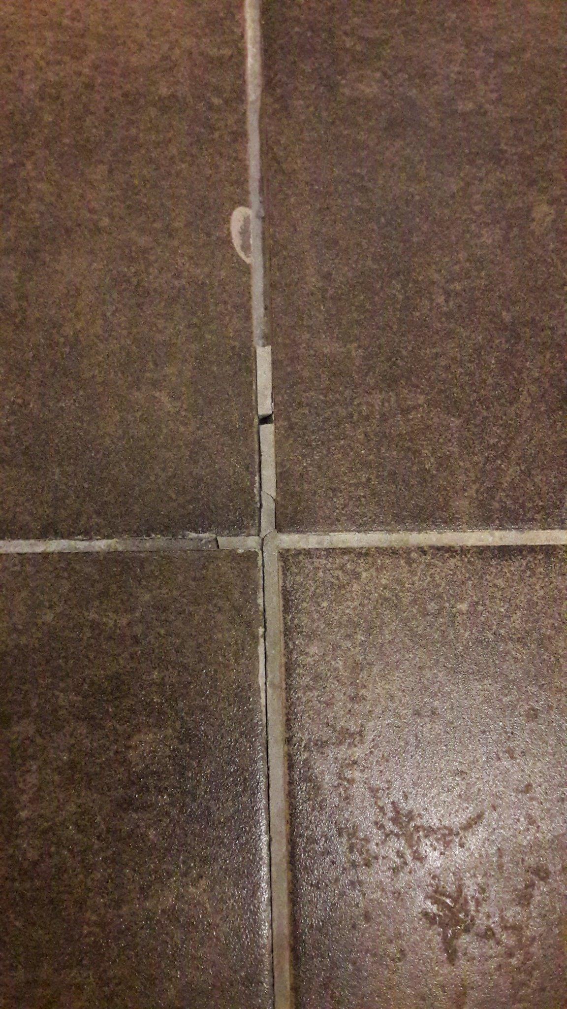 Tegelvloer badkamer repareren / vervangen - Werkspot