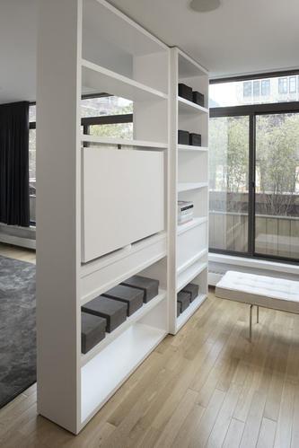 Roomdivider met tv bouwmaterialen for Uitzending gemist eigen huis en tuin