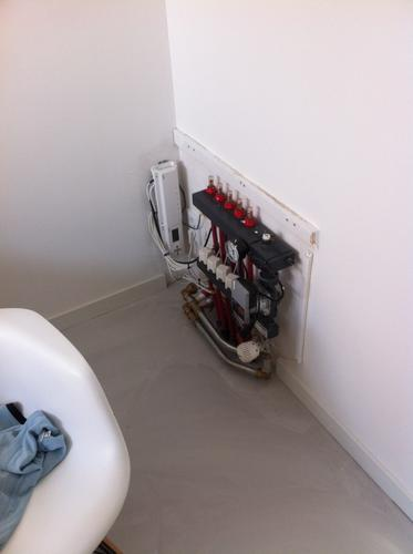 Kastje Maken Om Verdeler Vloerverwarming Werkspot