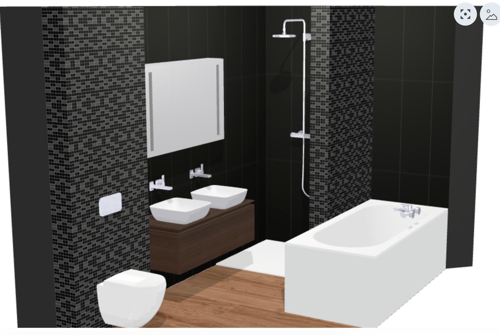 Casco badkamer plaatsen 7m2 werkspot