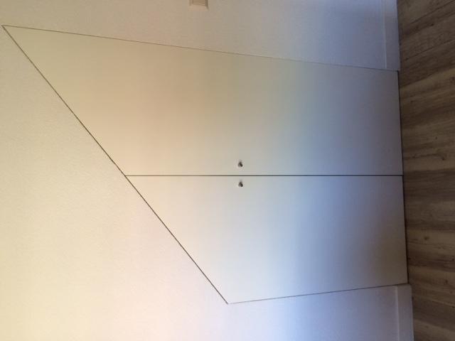 Ontwerpen maken en monteren apothekerskast onder trap for Trap ontwerpen
