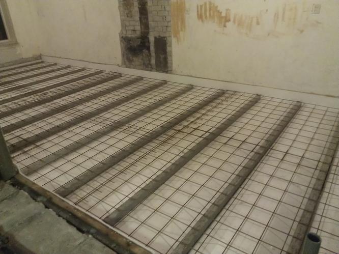 betonvloer storten (broodjesvloer) - Werkspot