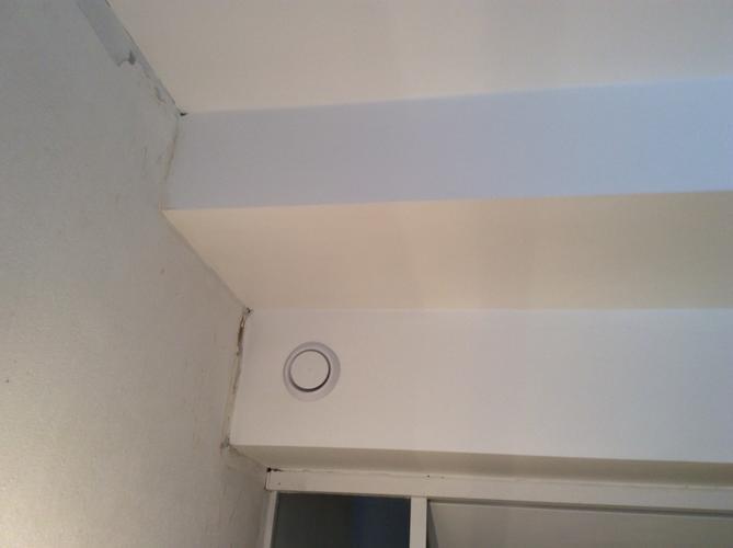Plafond badkamer maken unique kunststof plafond badkamer