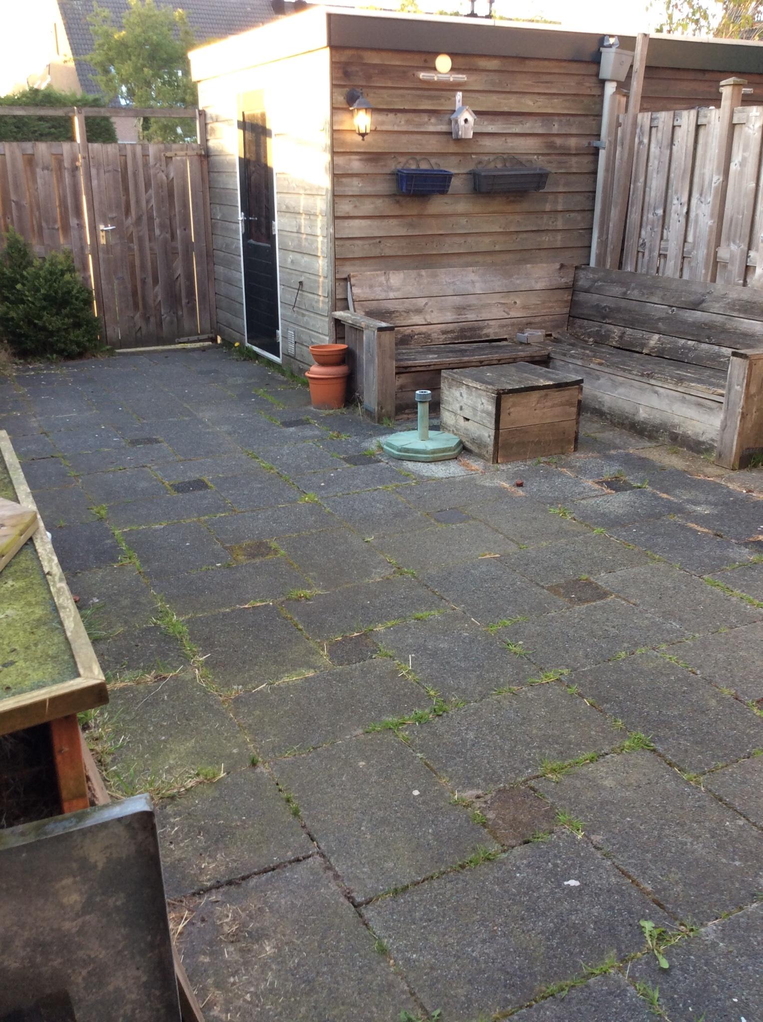 Tuin verbouwen werkspot for Tuin verbouwen