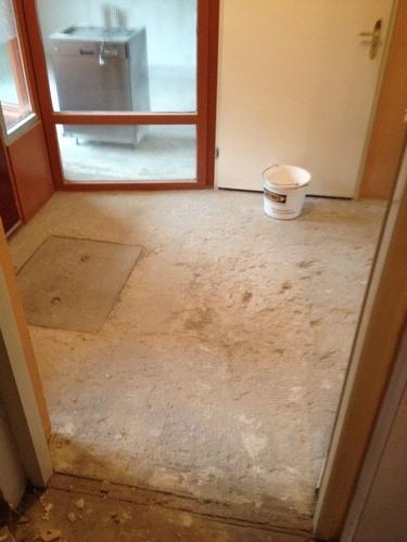 Genoeg Verwijderen zandcement dekvloer - Werkspot IO85