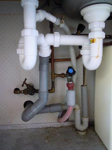 Bekend Aanpassen aansluiting inlaatcombinatie close-in boiler op afvoer JH77
