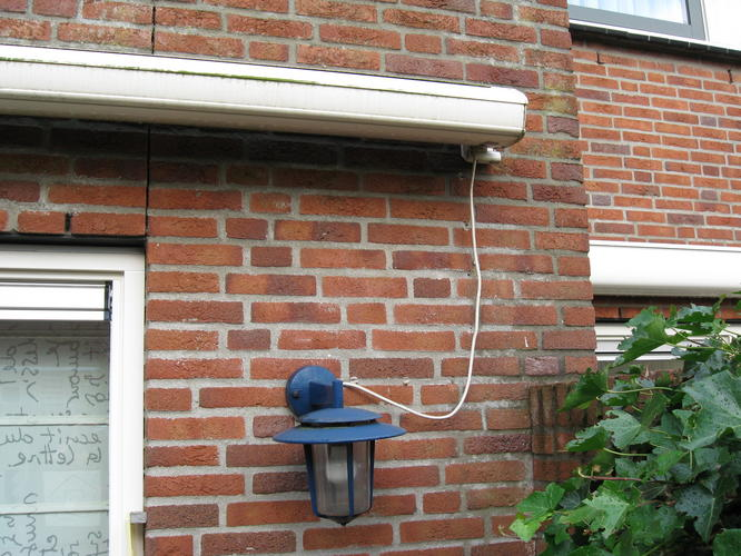 Voorkeur Elektrisch zonnescherm demonteren en vervolgens monteren met OI49