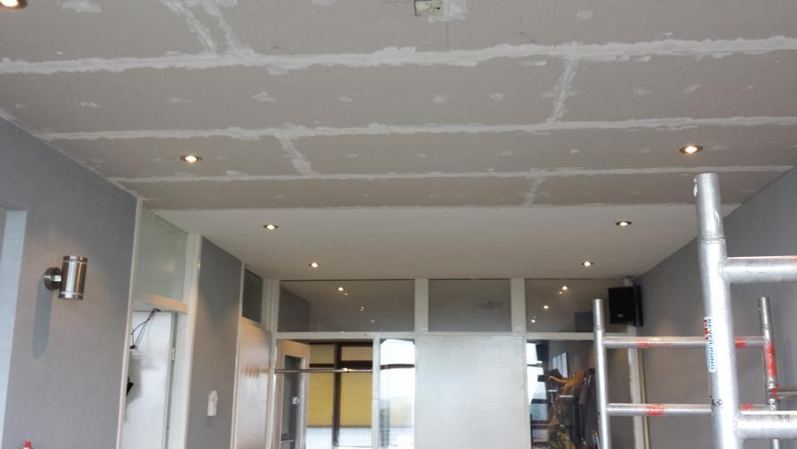 Gips plafond