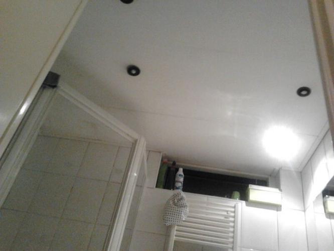 Badkamer plafond & spotjes - Werkspot