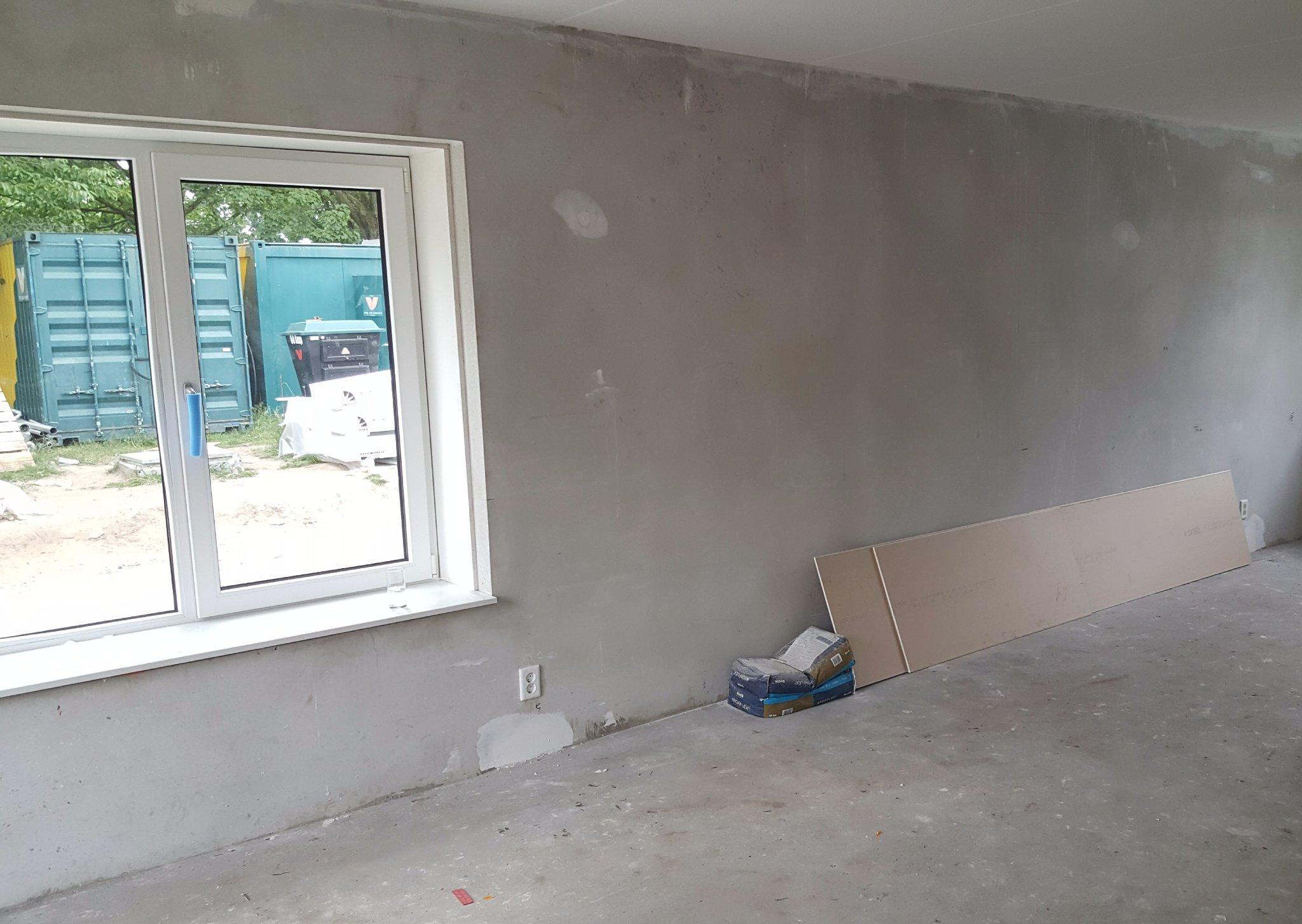 Super Cement Muur Schilderen EC31