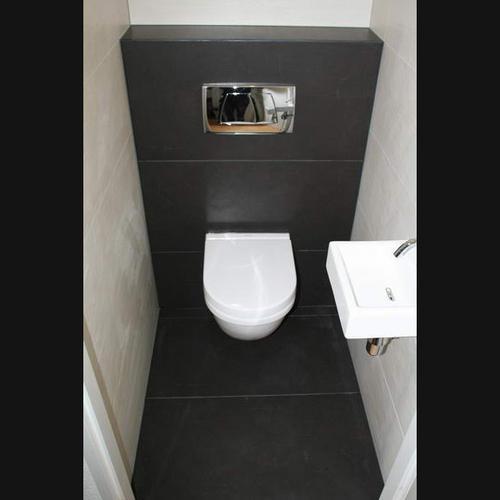 Renovatie kleine toilet werkspot - Renovatie wc ...