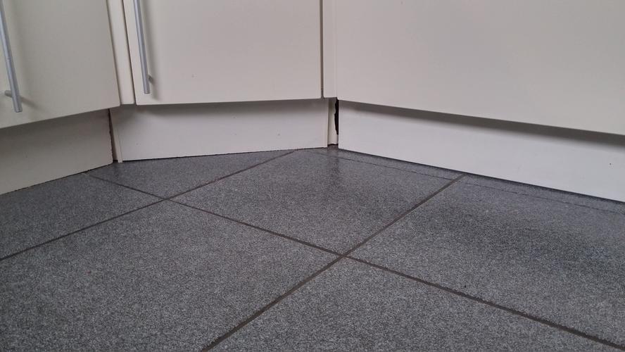 Ikea keuken plint