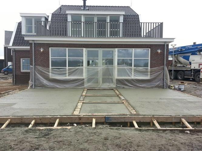 50 m2 deco crete sierbestrating aanleggen werkspot